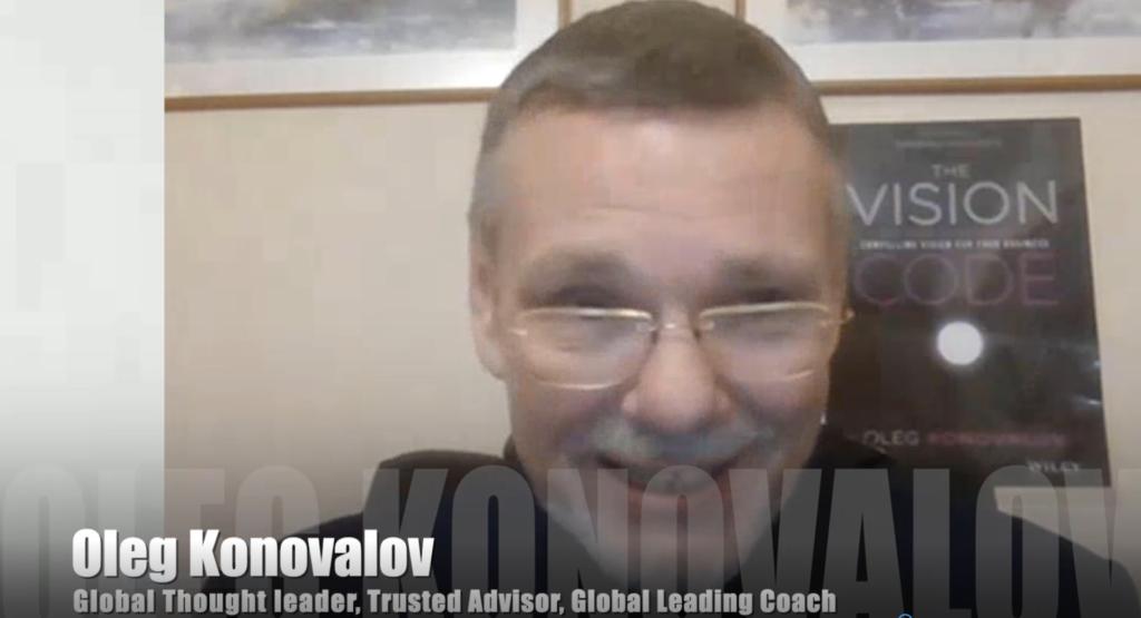 Oleg Konovalov leadership